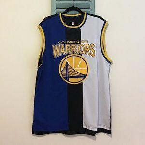 NBA Golden State Warriors NWT Sleeveless Jersey